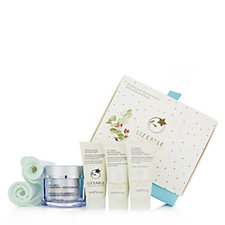 Liz Earle 4 Piece With Superskin Sparkling Skin Collection