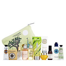 L'Occitane 11 Piece Travel Luxuries Collection
