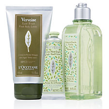 L'Occitane 3 Piece Fresh & Protect Collection