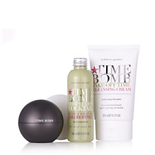 Lulu's Time Bomb 4 Piece Night Rescue Skincare Collection