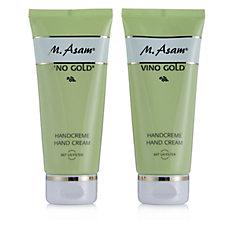 M. Asam Vino Gold Hand Cream 100ml Duo