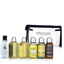 L'Occitane Mens Weekly Shower Gel Collection