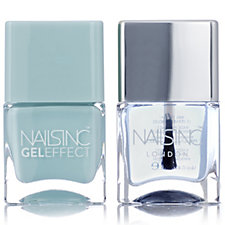 Nails Inc 2 Piece Gel Genius Collection