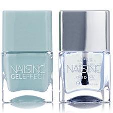 Nails Inc 2 Piece Gel Genius Collection
