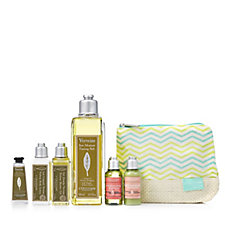 L'Occitane 6 Piece Relaxing Bath Collection