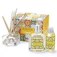 L'Occitane Home Fragrance Collection