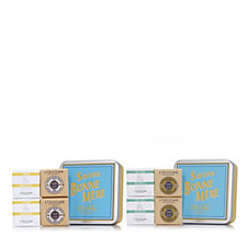 L'Occitane 8 Piece Soap Collection with 2 Tins