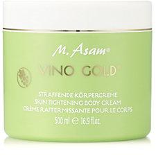 M. Asam Vino Gold Body Cream 500ml