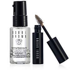 Bobbi Brown 2 Piece Brow Shaper & Cleansing Oil