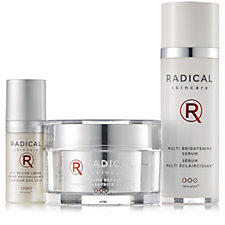 Radical Skincare 3 Piece Anti-Aging Skincare Collection