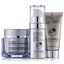 Liz Earle 3 Piece Superskin Collection