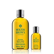 Molton Brown Bushukan Body Wash & EDT