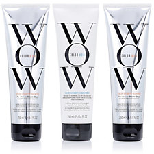 Color Wow 3 Piece Colour Security Shampoo & Conditioner 250ml
