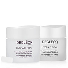 Decleor Hydra Floral Duo