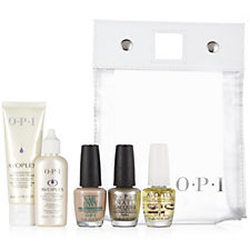 OPI 5 Piece Avoplex Nailcare Collection with Bag