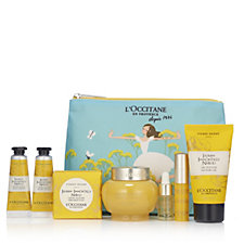 L'Occitane 7 Piece Immortelle Forever Collection