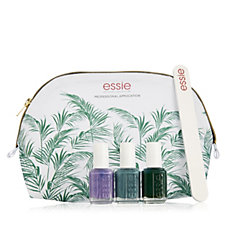 essie 3 Piece Spring Bundle Nailcare Collection & Bag