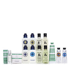 L'Occitane 13 Piece The Vert & Shea Collection