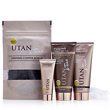 Utan & Tone 4 Piece Discovery Collection