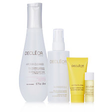 Decleor 4 Piece Morning Face Essentials