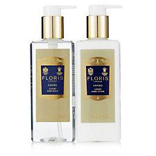 Floris Cefiro Luxury Hand Wash & Lotion 250ml