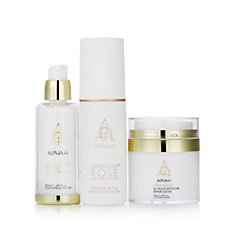 Alpha-H 3 Piece Liquid Gold Rose Anti-Ageing Collection