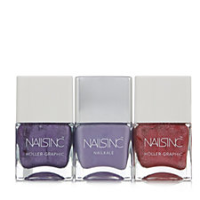 236352 - Nails Inc 3 Piece Space Bunny Collection