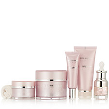 209554 - Judith Williams Life Long Beauty 5 Piece Rose Anti-Ageing Collection