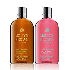 Molton Brown Pink & Black Pepper 2 Piece Body Collection
