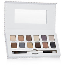 Mally Ageless Eye Shadow Palette with Double-Ended Brush Volume 2
