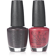 OPI 2 Piece By Popular Vote & Shh Its Top Secret Nail Collection