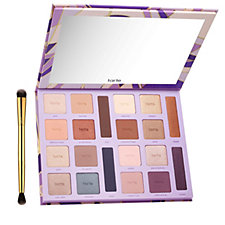 227454 - Tarte 20 Piece Colour Vibes Amazonian Clay Eyeshadow Palette with Brush