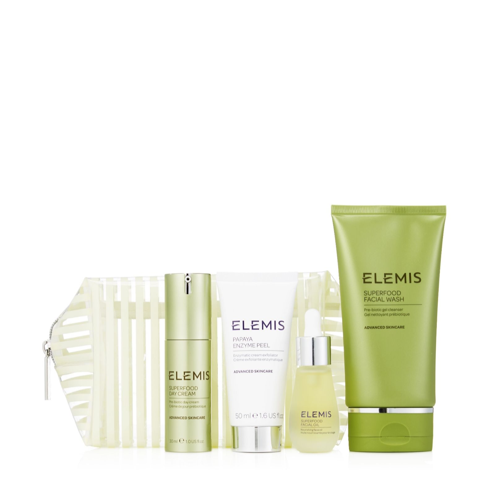 Elemis 4 Piece Superfood Skincare Collection - 233954