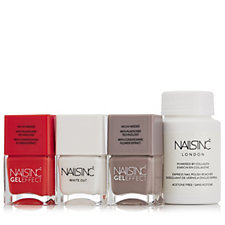 Nails Inc 4 Piece Thea's Favourites Collection