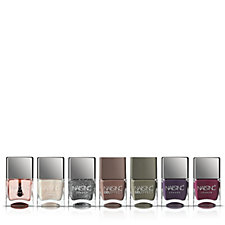 209755 - Nails Inc 7 Piece Winter Edit Nailcare Collection & Bag
