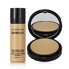 bareMinerals BARESKIN Brightening Serum Foundation & Perfecting Veil