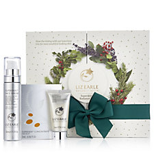 Liz Earle 3 piece Superskin Radiance Collection