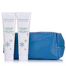 Flora Mare Winter Edition Hand Cream Duo 100ml with Bag