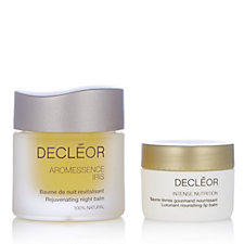 236055 - Decleor Iris Night & Lip Balm Duo