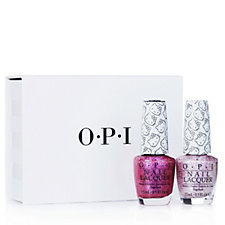 214756 - OPI Hello Kitty 2 Piece Glitter Collection