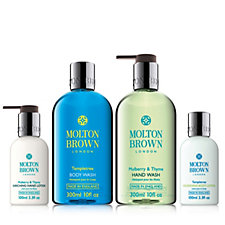 Molton Brown Mulberry & Templetree 4 Piece Collection