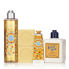 L'Occitane 5 Piece Sweet As Honey Collection