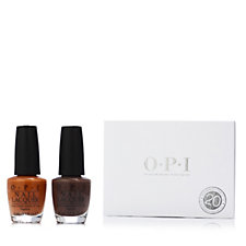 OPI 2 Piece Squeaker of the House & Freedom of Peach Collection