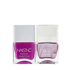Nails Inc 2 Piece Cosmic Cocktail Collection