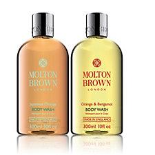 Molton Brown Reviving Citrus 2 Piece Body Collection