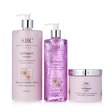 217257 - SBC 3 Piece Bath & Body Heroes Collection