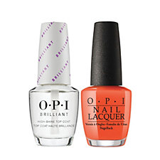 OPI 2 Piece California Dreaming Santa Monica Beach