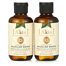 A'kin Cleansing Micellar Water Duo 150ml
