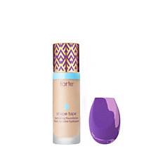 Tarte Shape Tape Hydrating Foundation & Blending Sponge