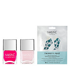 Nails Inc 3 Piece Sweet Feet Collection